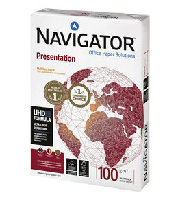 Navigator KOPIEERPAPIER A3 100GR 500VEL