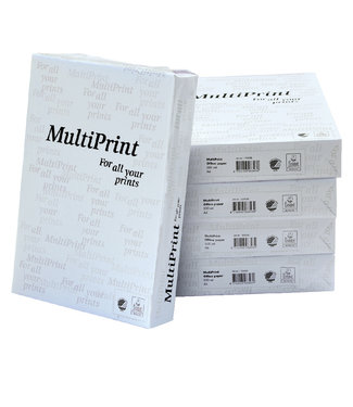 Multiprint KOPIEERPAPIER A4 WT 500VEL