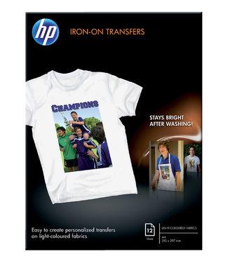 HP T-SHIRT TRANSFER C6050A A4 12VEL