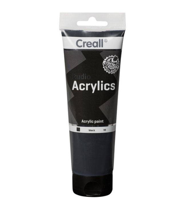 Creall ACRYLVERF STUDIO 99 ZWART