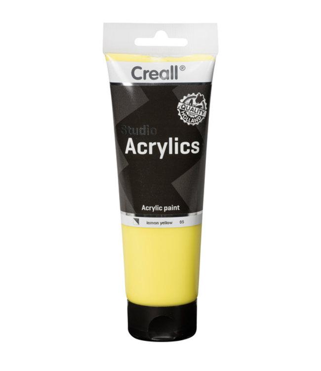 Creall ACRYLVERF STUDIO 05 CITROENGEEL