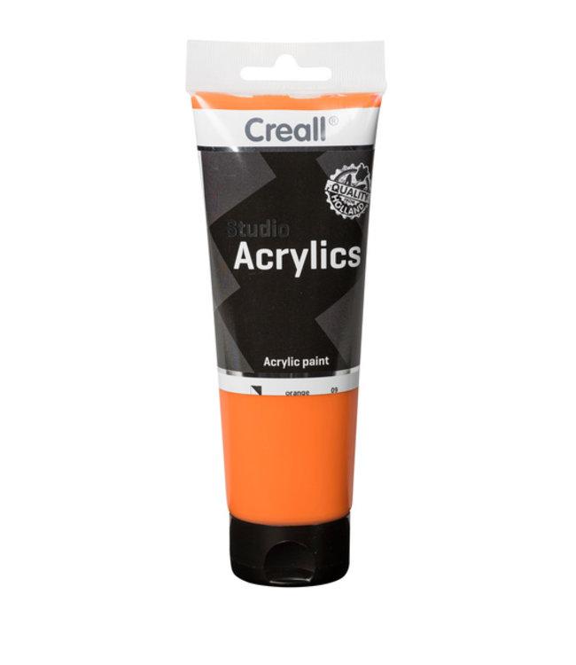 Creall ACRYLVERF STUDIO 09 ORANJE