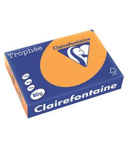 Trophee KOPIEERPAPIER A4 80GR OR 500VEL