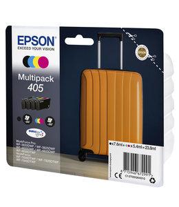 Epson INKCARTRIDGE 405 ZW + 3 KL