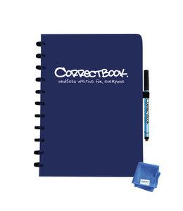 Correctbook A4 BLK BL