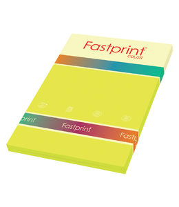 Fastprint KOPIEERPAPIER A4 120GR ZGL 100VEL