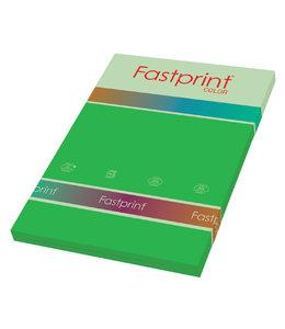 Fastprint KOPIEERPAPIER A4 120GR GRGN 100VEL