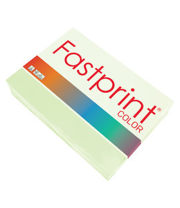 Fastprint KOPIEERPAPIER A4 120GR LGN 250VEL