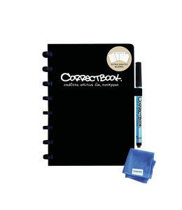 Correctbook A5 LIJN ZW 40+4BLZ