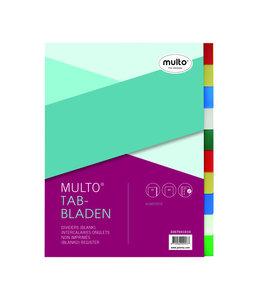 Multo TABBLAD 23R 7041010 PP 10DELIG