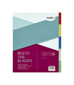 Multo TABBLAD 23R 7040510 PP A4