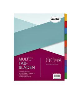Multo TABBLAD 7310731 23R KRT A4 10DELIG