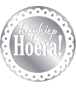 Haza ETIKET HIEP HOERA ZI/WT 1000STKS
