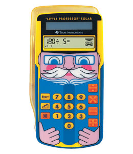 Texas Instruments REKENMACHINE TI-LITTLE PROF SOLAR