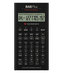 Texas Instruments REKENMACHINE TI-BAII +