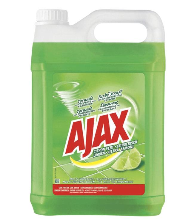 Ajax ALLESREINIGER LIMOEN FRIS 5L