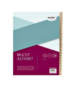 Multo TABBLAD 7310230 23R KRT A-Z
