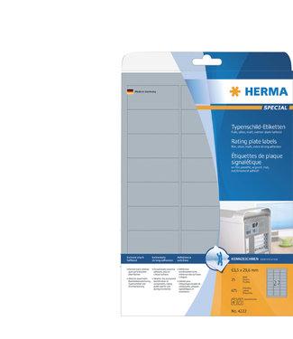 Herma ETIKET 4222 SPECIAL 675STKS