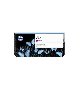 HP INKCARTRIDGE 727 - F9J77A 300ML RD