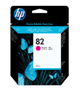 HP INKCARTRIDGE 82 - C4912A RD