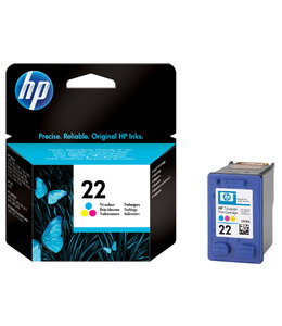 HP INKCARTRIDGE 22 - C9352A KL