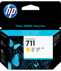 HP INKCARTRIDGE 711 - CZ132A GL