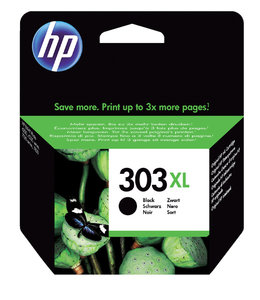 HP INKCARTRIDGE 303XL - T6N04AE HC ZW