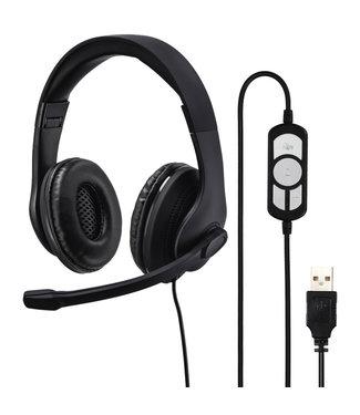 Hama HEADSET HS-USB300 ZW