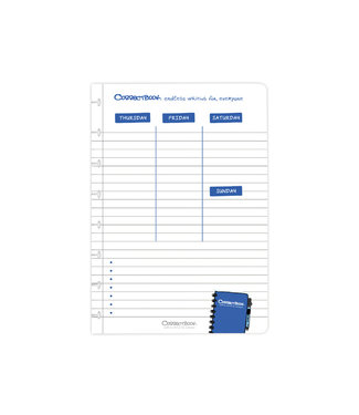 Correctbook A5 PLANNER PAG