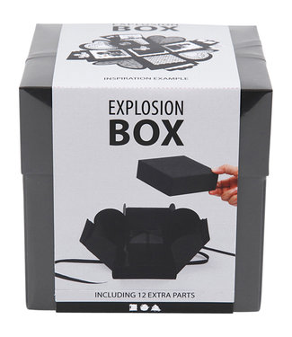 Creotime EXPLOSION BOX 12X12X12CM ZW
