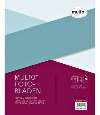 Multo FOTOBLADEN 23R DEKVEL CHAMOIS 20V