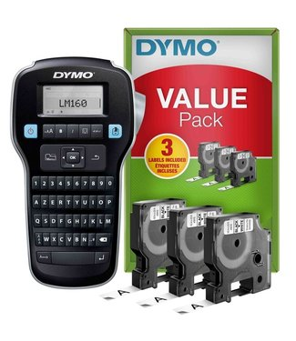 Dymo LABELMANAGER LM160 AZERTY