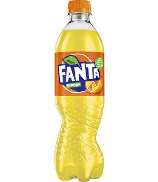 Fanta FRISDRANK ORANGE FLES 0.5L