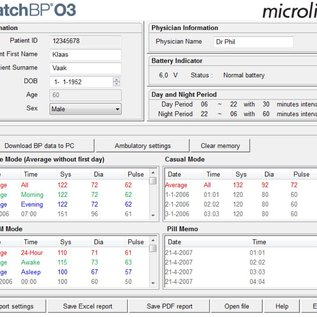 Microlife WatchBP O3