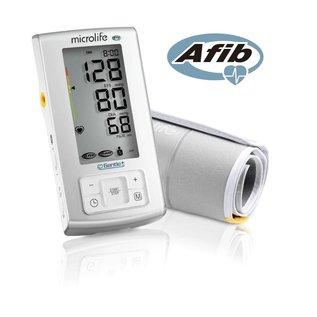 Microlife BPA6 BT bloeddrukmeter met AFIB/MAM technologie, adapter en Bleutooth