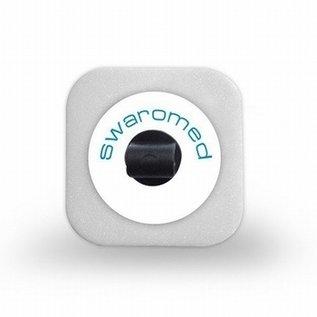 ECG elektroden met aansluiting voor stekker Swaromed,50st.