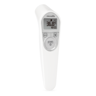 Microlife NC200 Non Contact Voorhoofd KOORTS Thermometer per 3 stuks