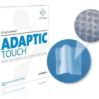Adaptic Touch 7.6cm x 11cm, steriel, verpakking 10 stuks