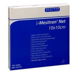 Mesitran Net, antibacterieel netverband, verpakking 5 stuks