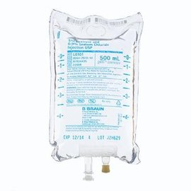B. Braun Braun NaCl 0,9% ecobag 500ml