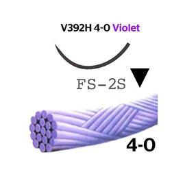 V392H Vicryl® 4-0 Violet, met FS-2S (19mm SLIMMED) naald