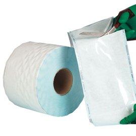 Sterilisatieverpakking op rol, diverse formaten leverbaar