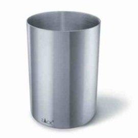 RVS houder voor tongspatels/wattenstaafjes