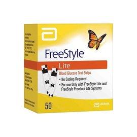 Abbott Freestyle Lite Glucose Teststrips