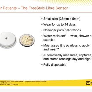 Abbott Freestyle sensoren - Vervangen door Freestyle Lite