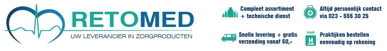 Retomed - Uw leverancier in zorgproducten