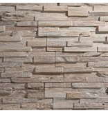 Rebel of Styles UltraWood Teak White Washed