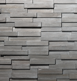 Rebel of Styles UltraWood Teak Yakisugi Silver