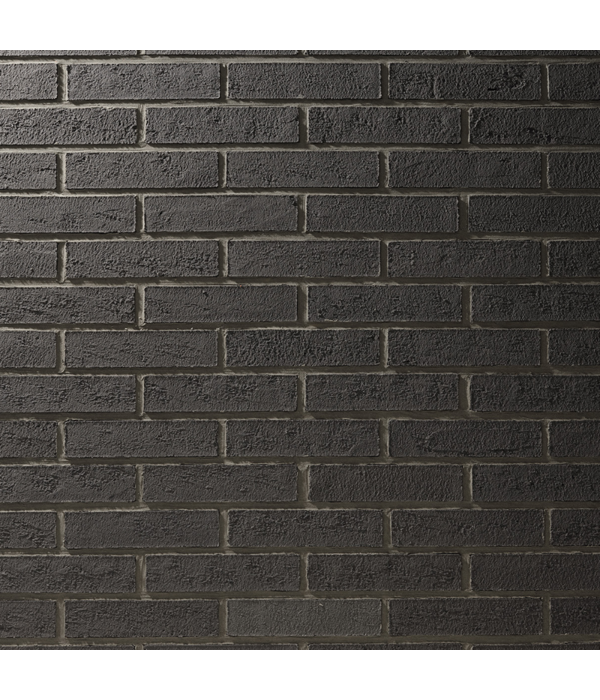 Rebel of Styles Ultraflex Brick Black  DF