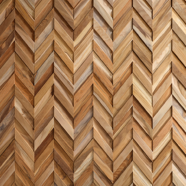 UltraWood 3D Chevron